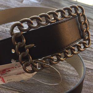 Lodis Reversible Ladies Belt NWT Large